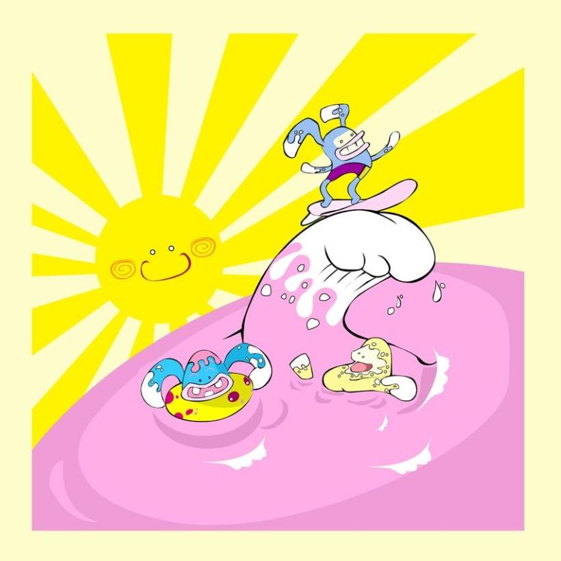 Happy day/Sunny Day 1