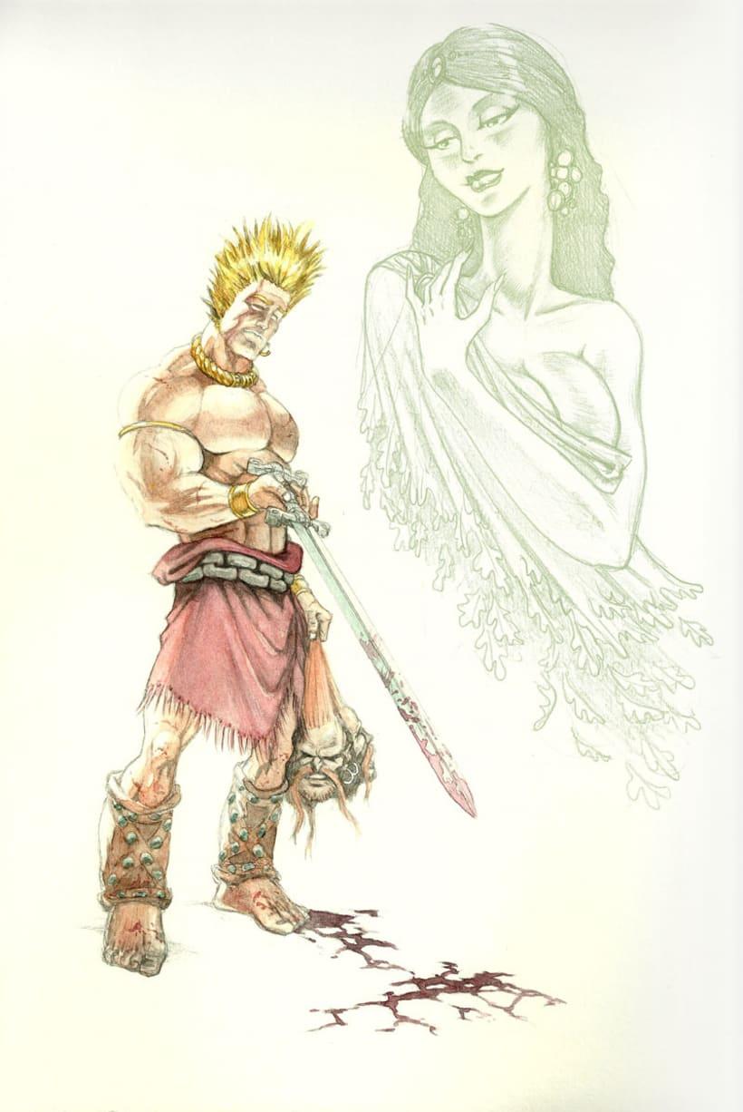 Barbaria 8