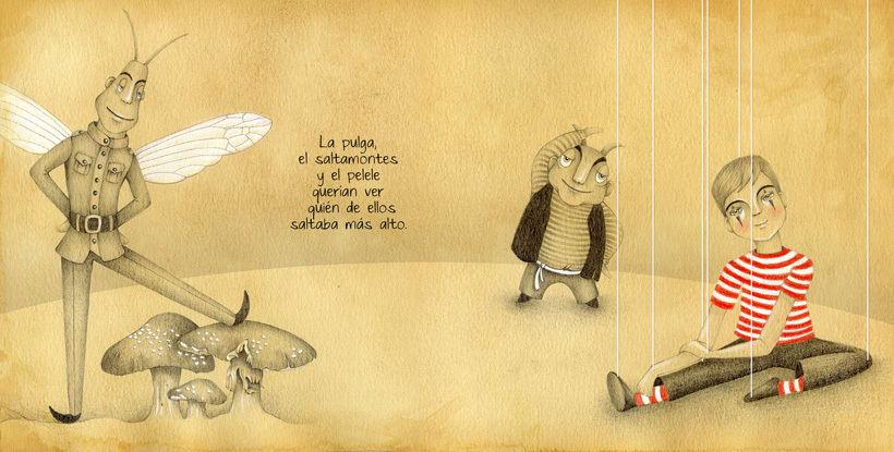 ·Los Saltarines· 1