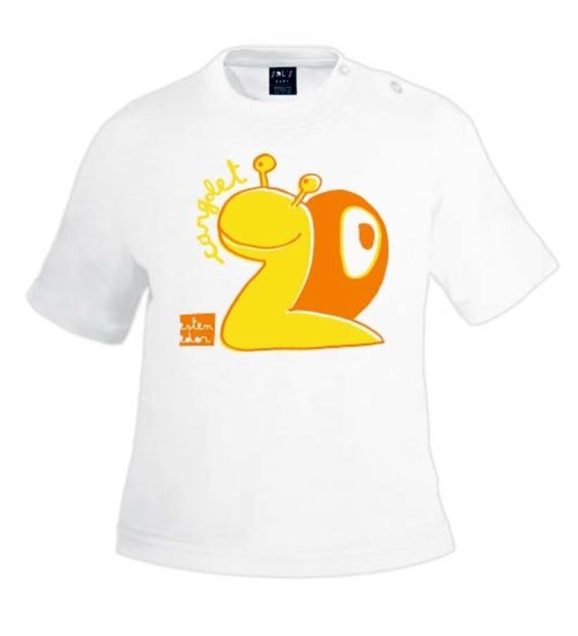 Camisetas L'estenedor 18