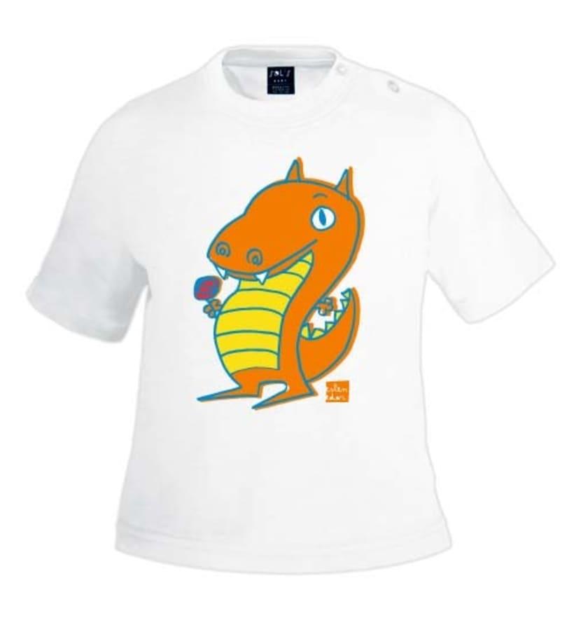 Camisetas L'estenedor 16