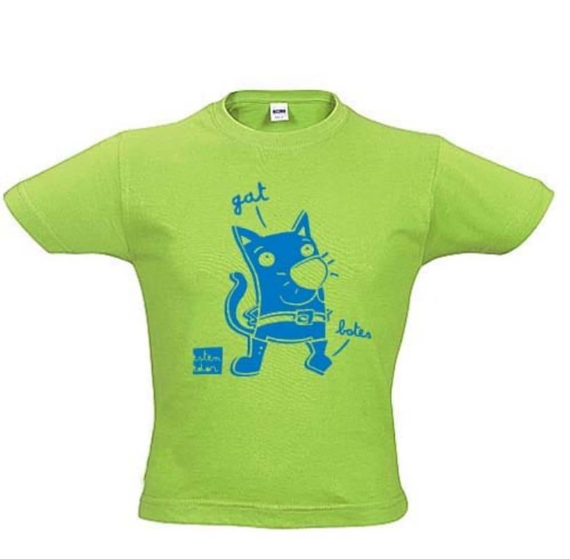 Camisetas L'estenedor 15
