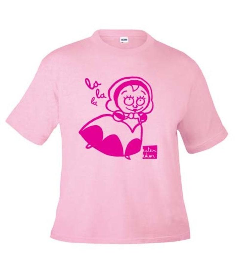 Camisetas L'estenedor 12