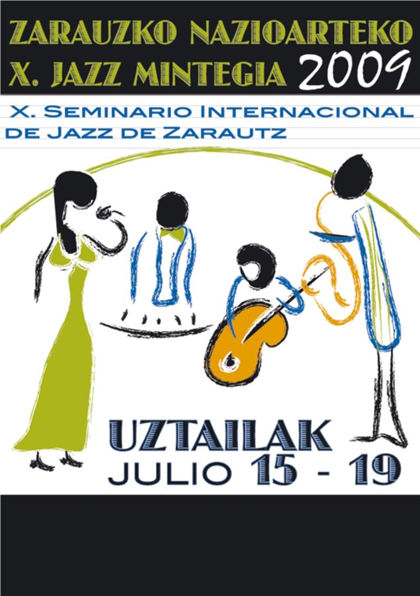 Concurso Jazz Zarautz 2