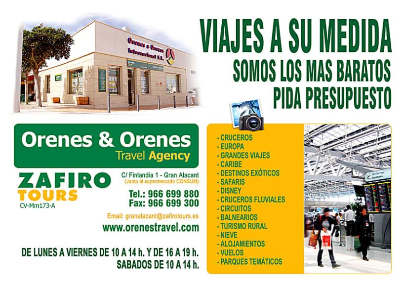 Publicidad Franquicia Zafiro Tours 3