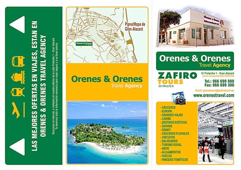 Publicidad Franquicia Zafiro Tours 4