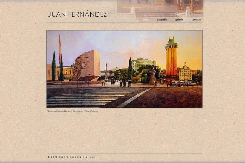 Web Juan Fernández  2