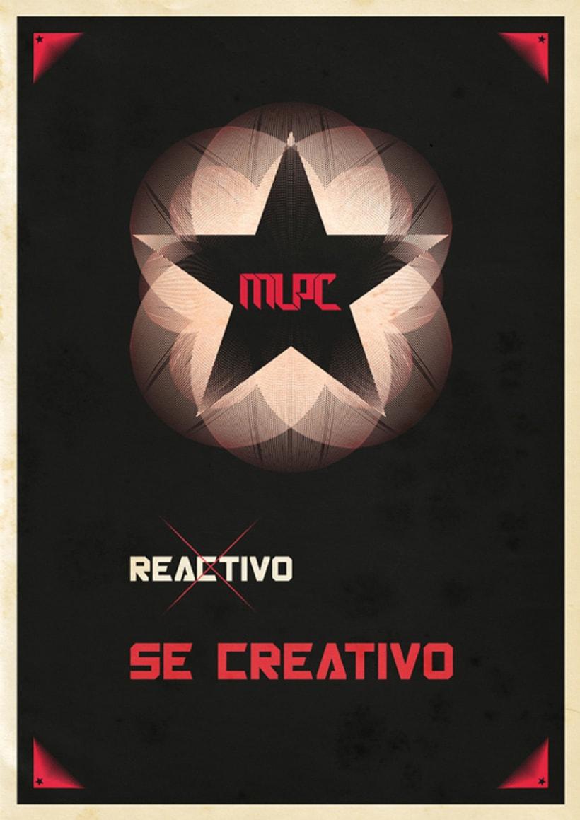Movimiento por la Liberación del Pensamiento Creativo 12