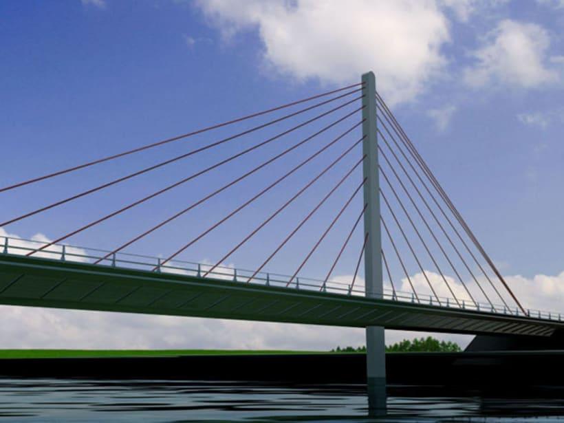 Puente atirantado 2