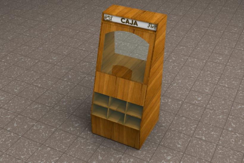 Proyecto muebles 3d 3