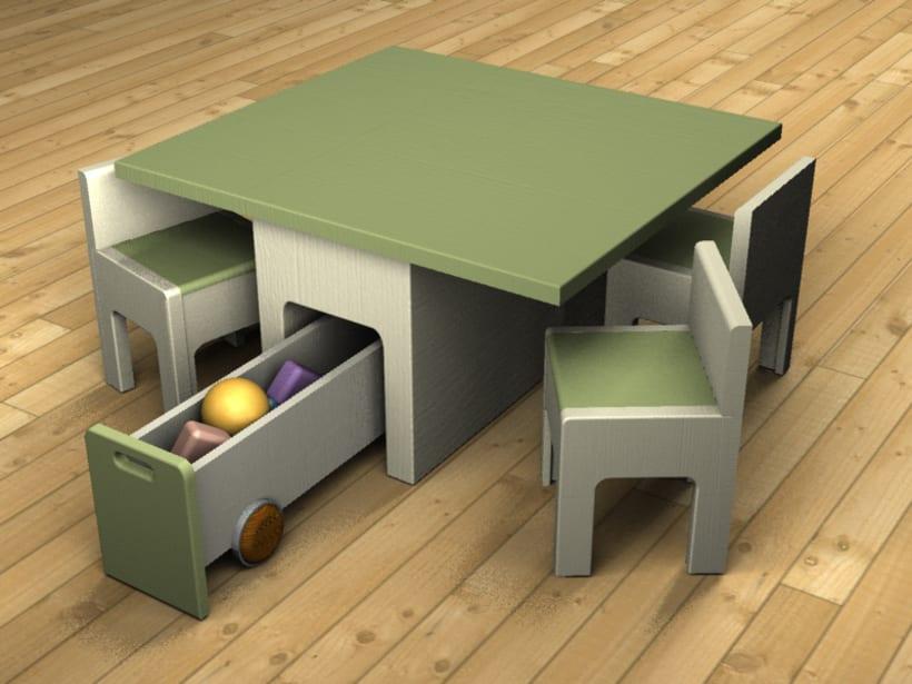 Proyecto muebles 3d 1