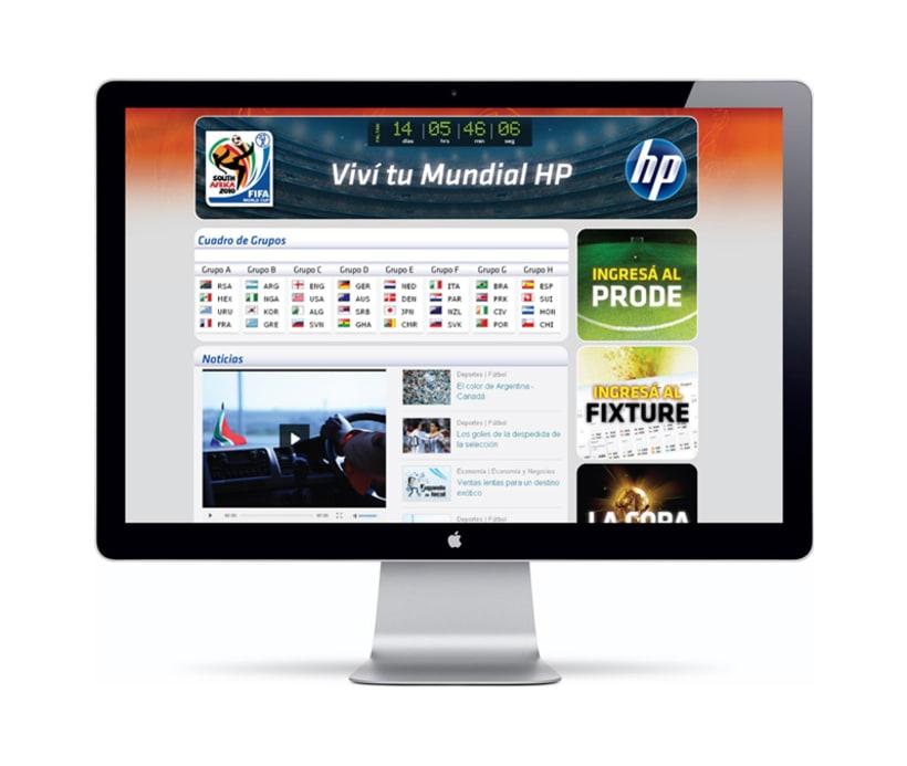 Web Prode interno en ARG - Mundial HP 2