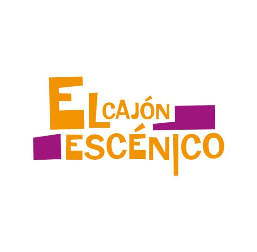 Logo El Cajón Escénico 2
