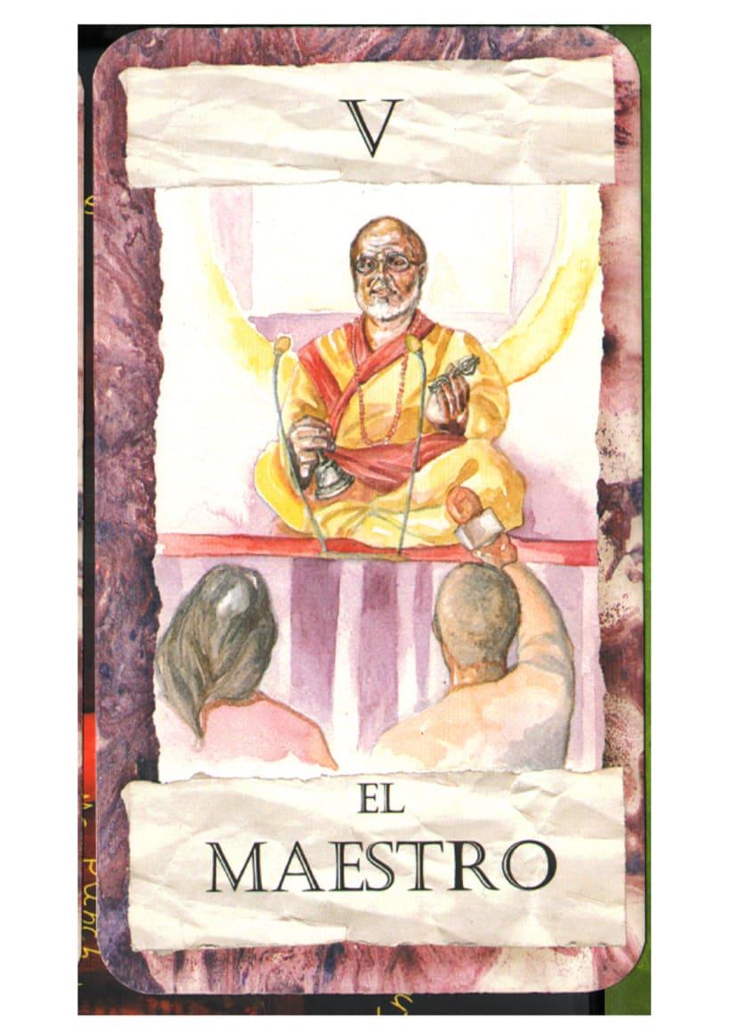 Tarot Leon-Mateo 3