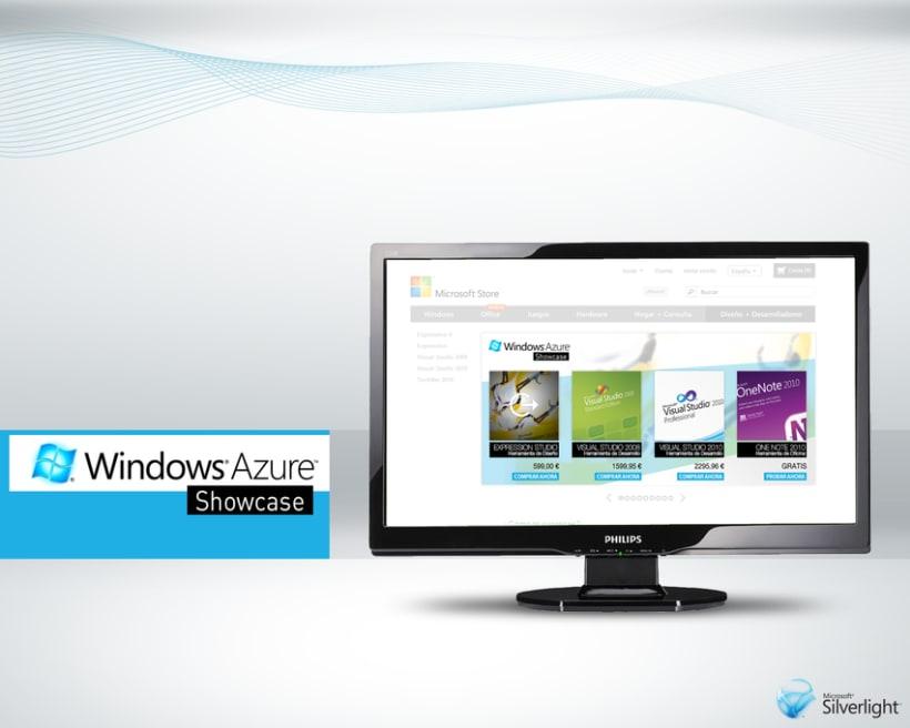 Windows Azure Showcase 1