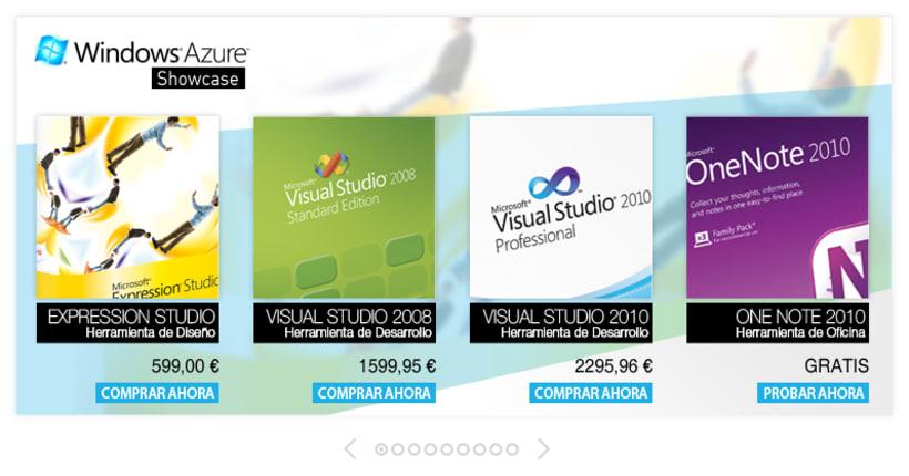 Windows Azure Showcase 3