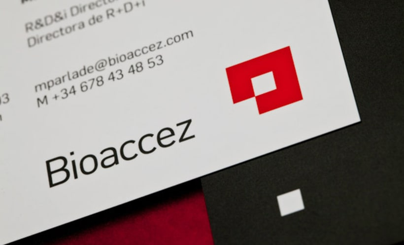 Imagen corporativa | Bioaccez 4