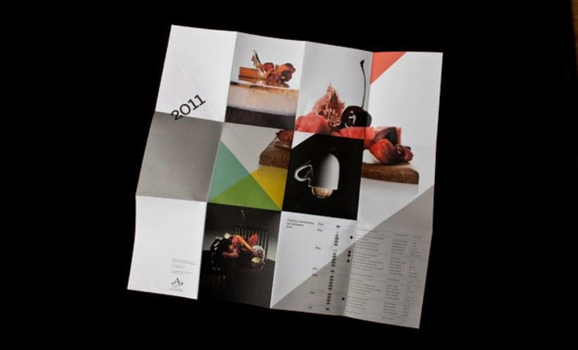 Desplegable promocional 2011 | Aula Chocovic 8