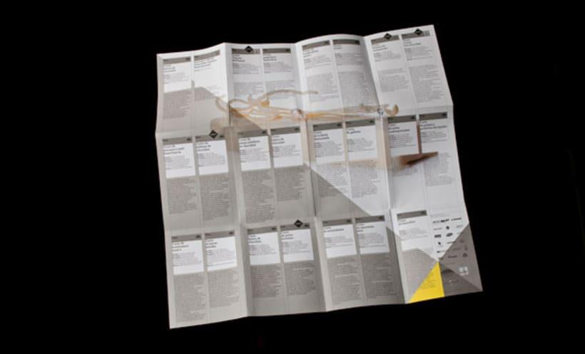 Desplegable promocional 2011 | Aula Chocovic 7