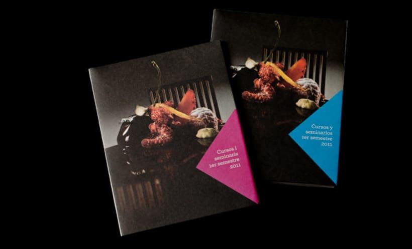 Desplegable promocional 2011 | Aula Chocovic 3