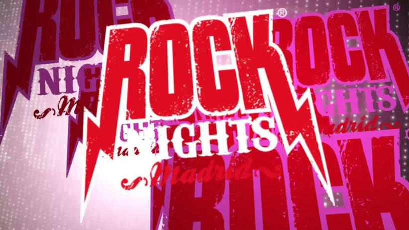 Visuales Rock Nights 5