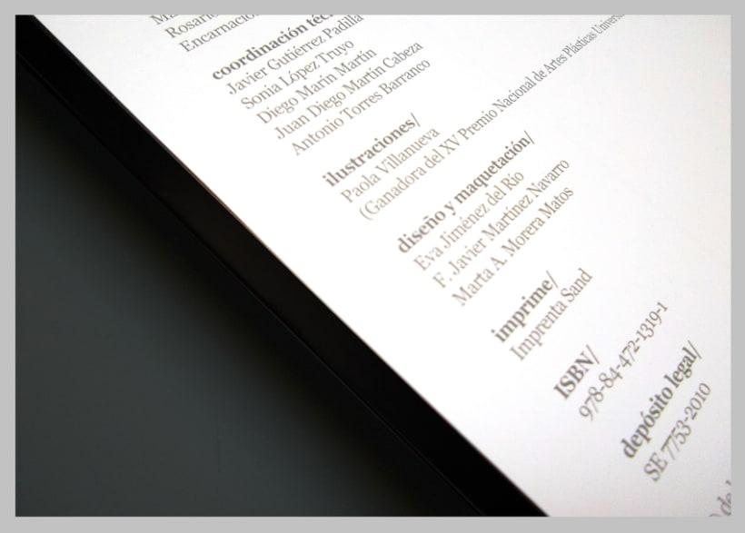 catálogo de publicaciones del CICUS 2009 2