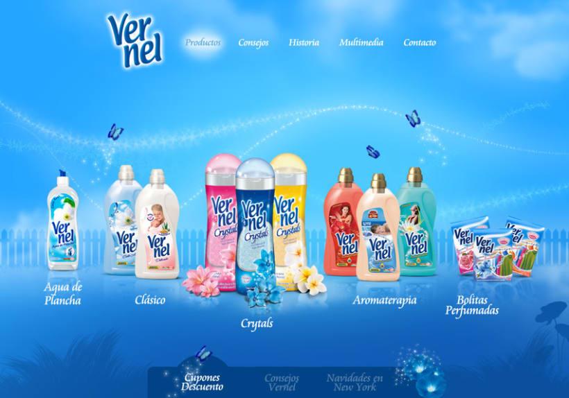Propuesta Web - Vernel 4