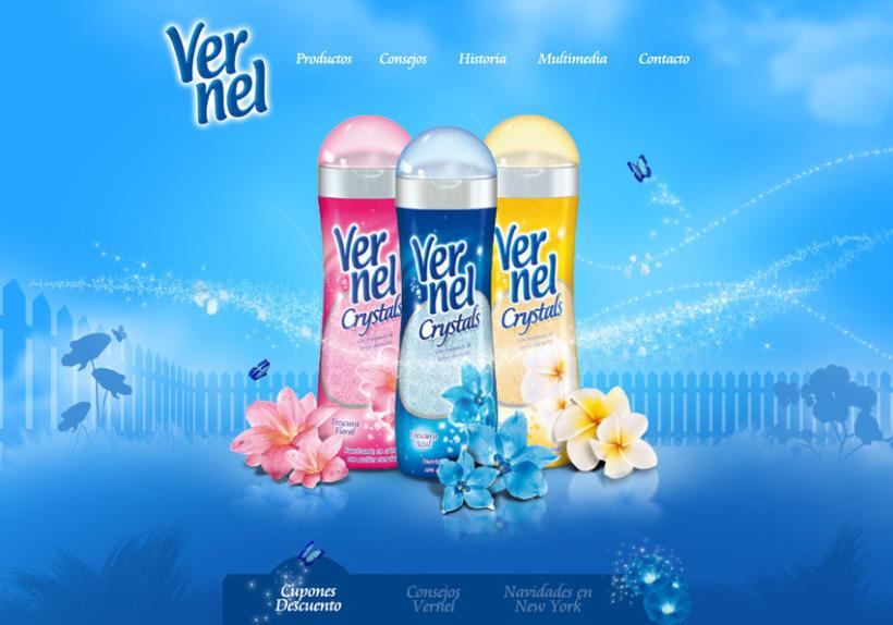 Propuesta Web - Vernel 2