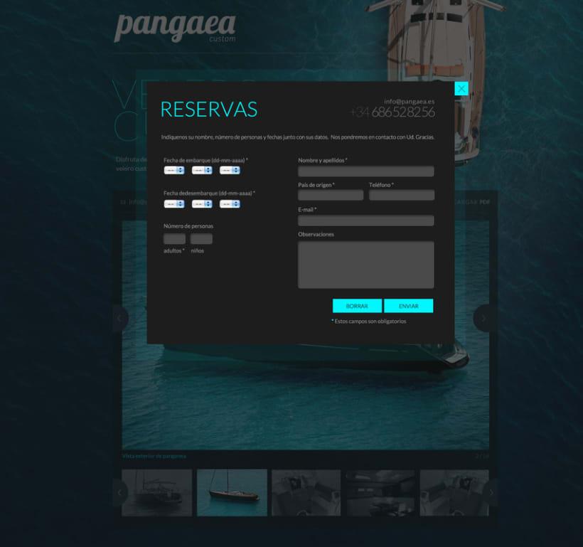 Microsite Pangaea 3