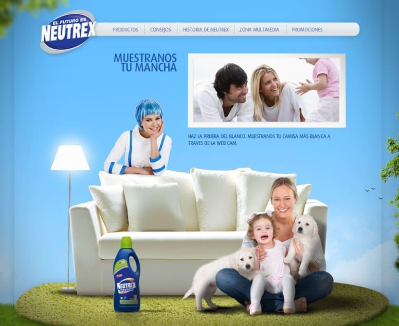 Propuesta Web - Neutrex 3