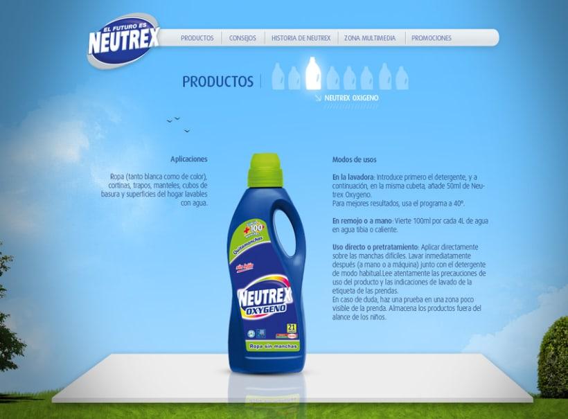 Propuesta Web - Neutrex 6