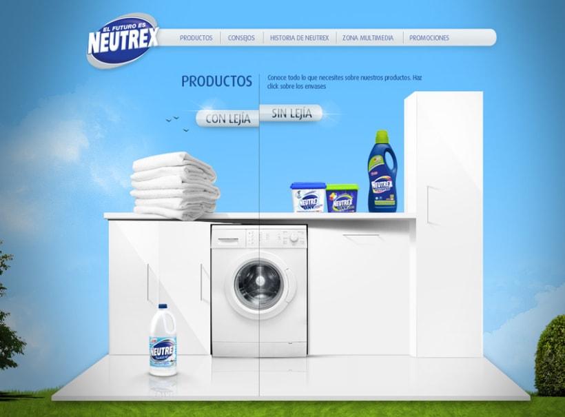 Propuesta Web - Neutrex 4