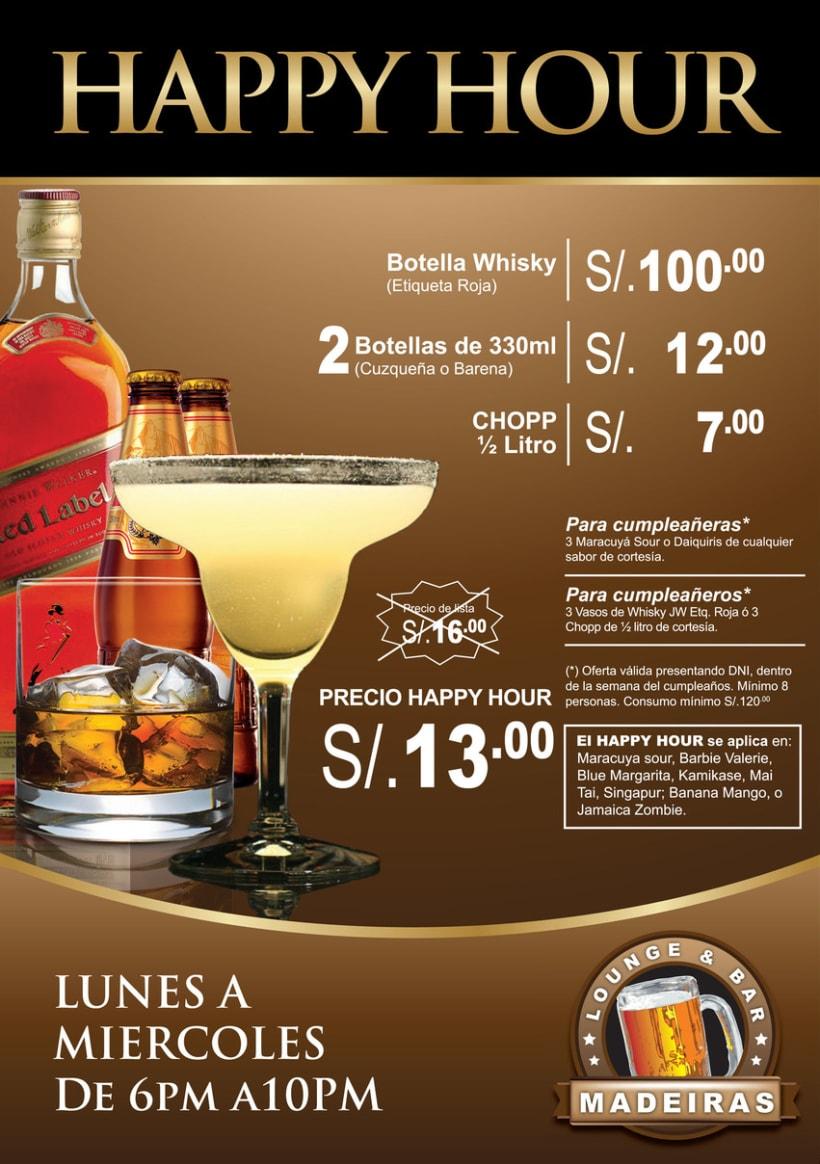 Lounge & Bar Madeiras 3