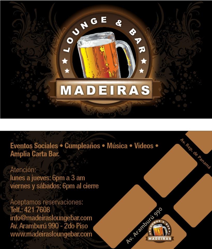 Lounge & Bar Madeiras 1