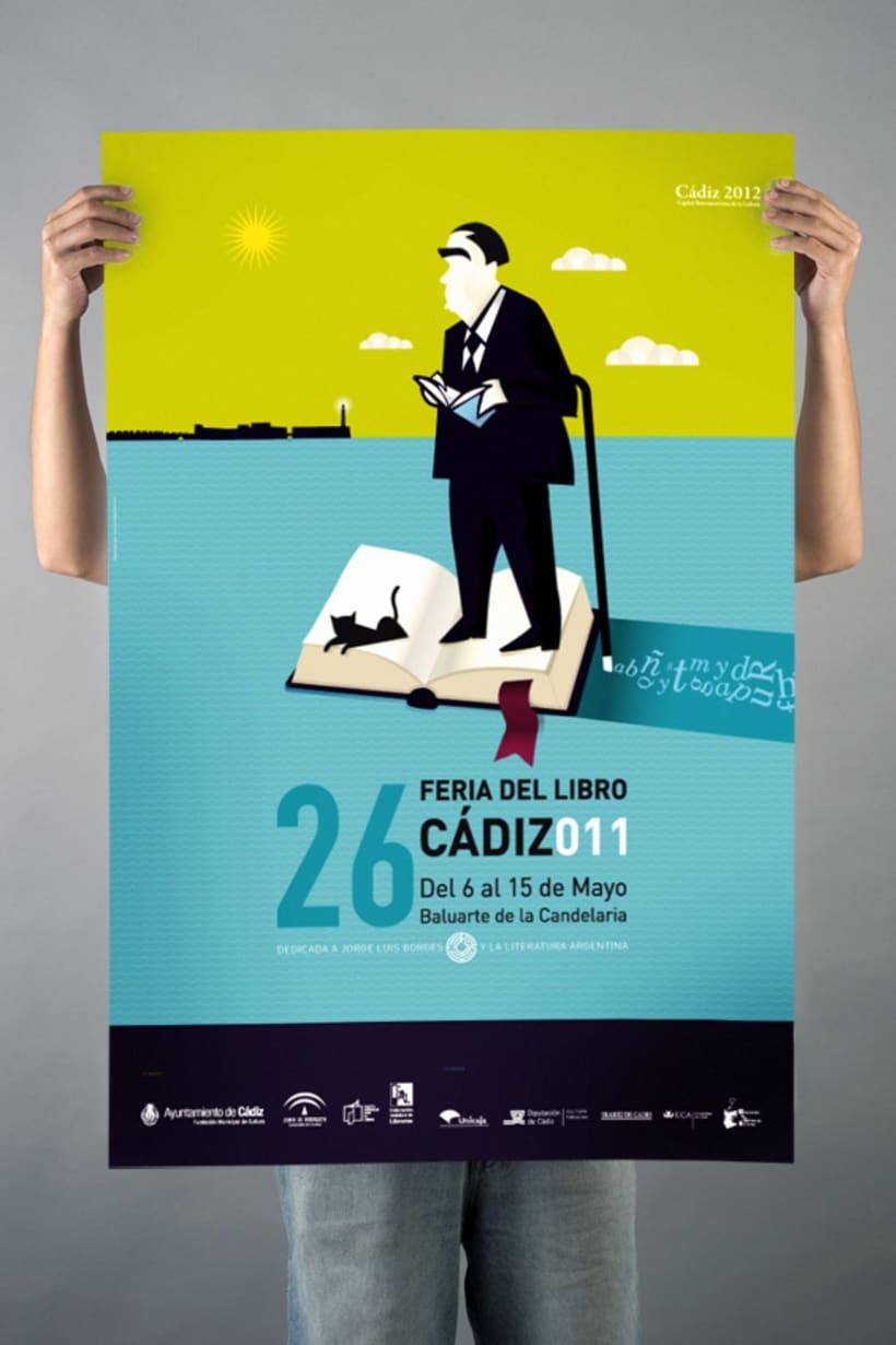 Feria del Libro de Cádiz 2011 1