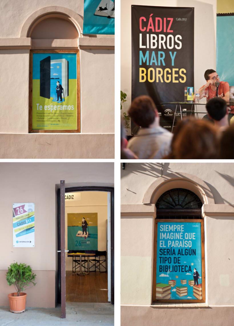 Feria del Libro de Cádiz 2011 6