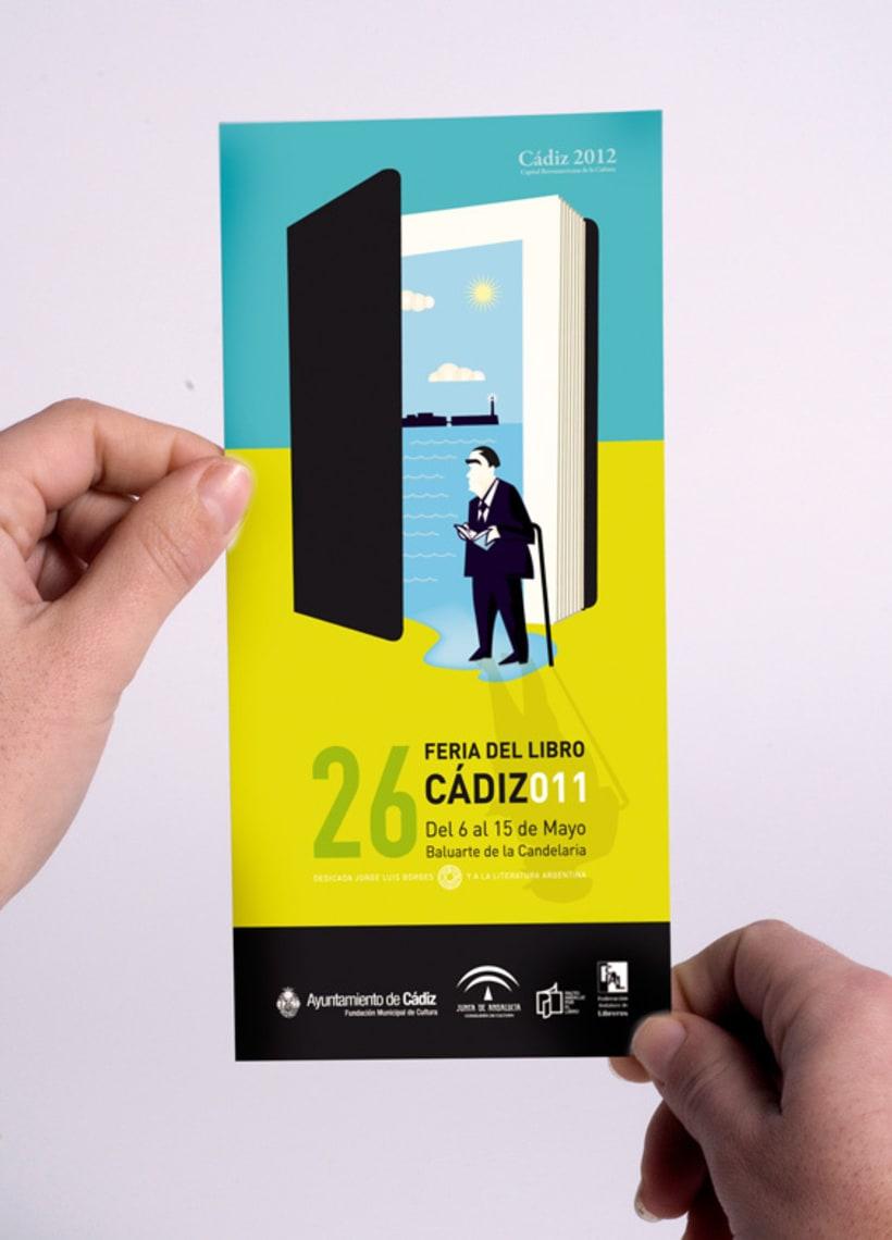 Feria del Libro de Cádiz 2011 5