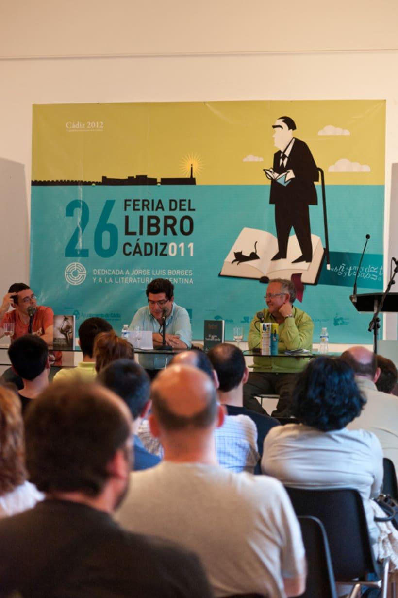 Feria del Libro de Cádiz 2011 7