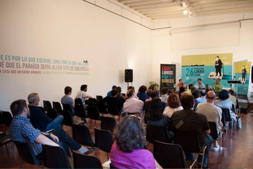 Feria del Libro de Cádiz 2011 8