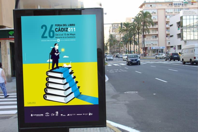 Feria del Libro de Cádiz 2011 3