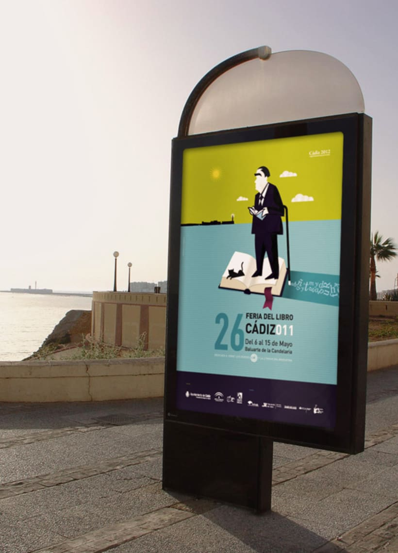 Feria del Libro de Cádiz 2011 4