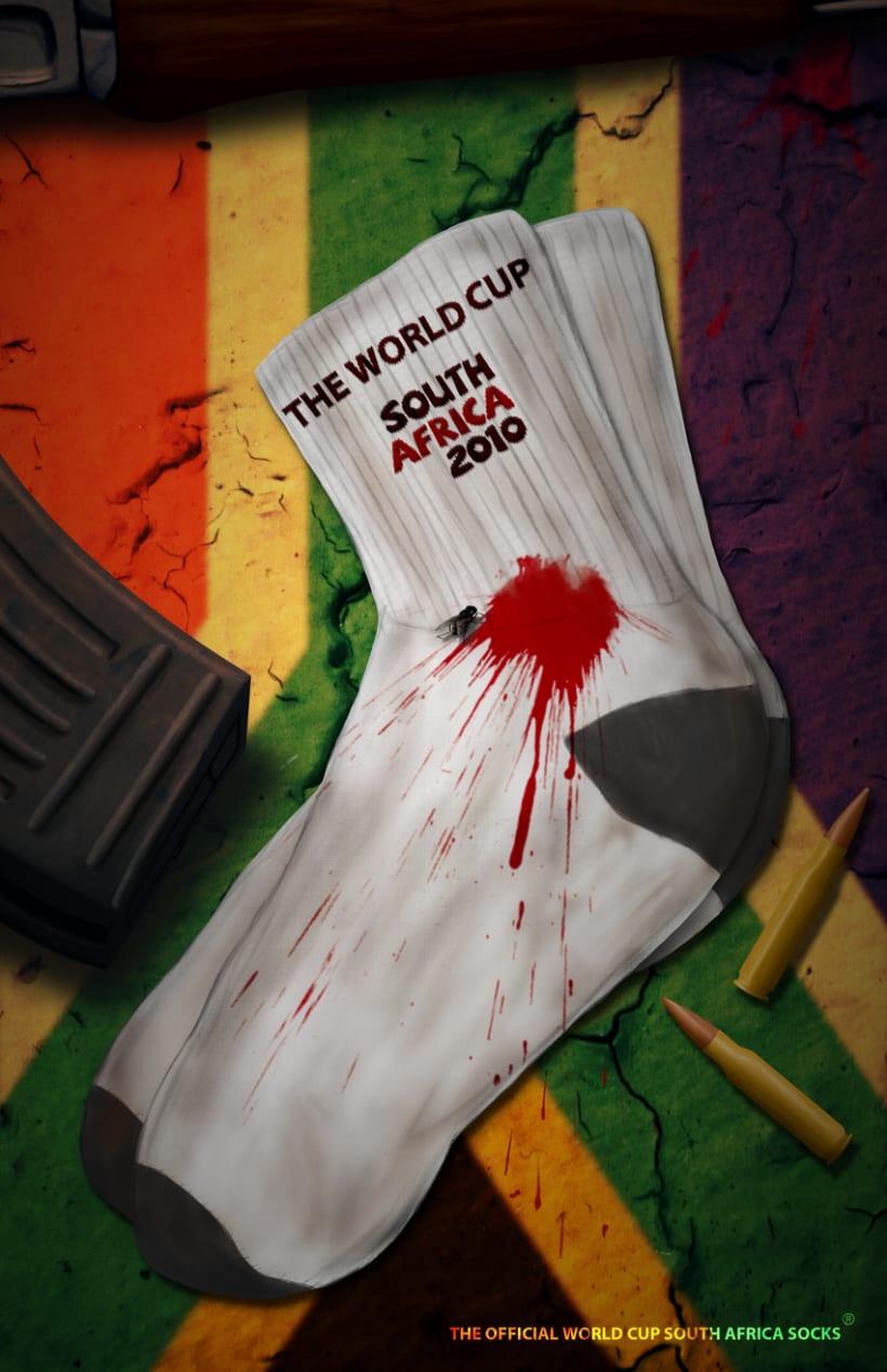 The world cup socks 2