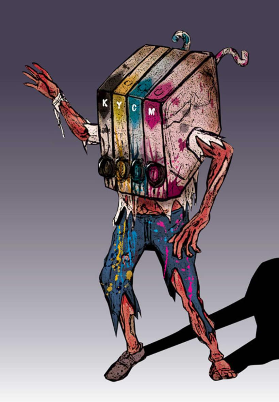 cartucho zombie 1