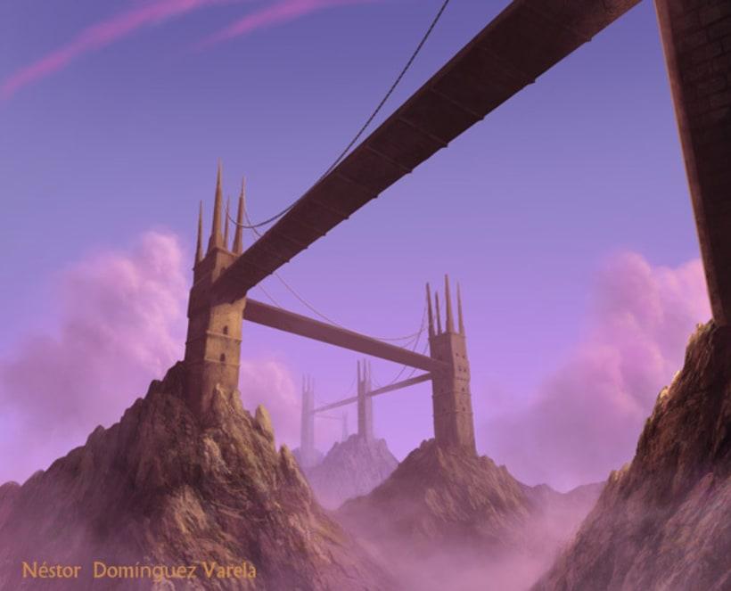 Ilustraciones de fantasía 1