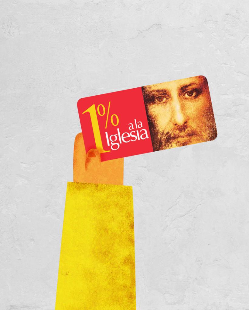 Campaña 1% Iglesia 1