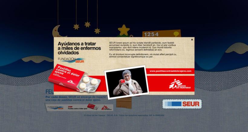Christmas SEUR website 7
