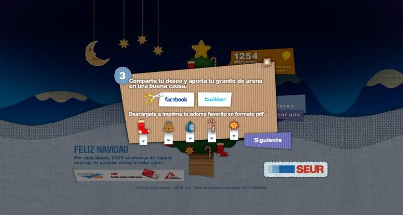 Christmas SEUR website 4
