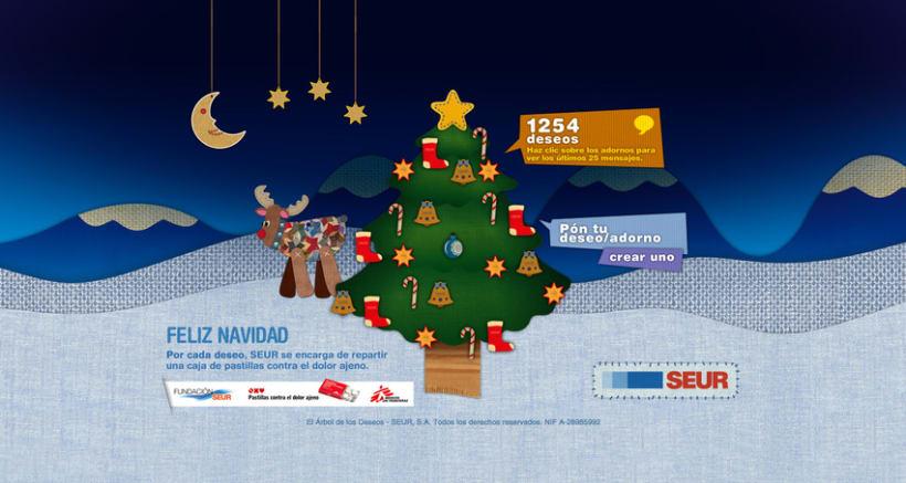 Christmas SEUR website 2