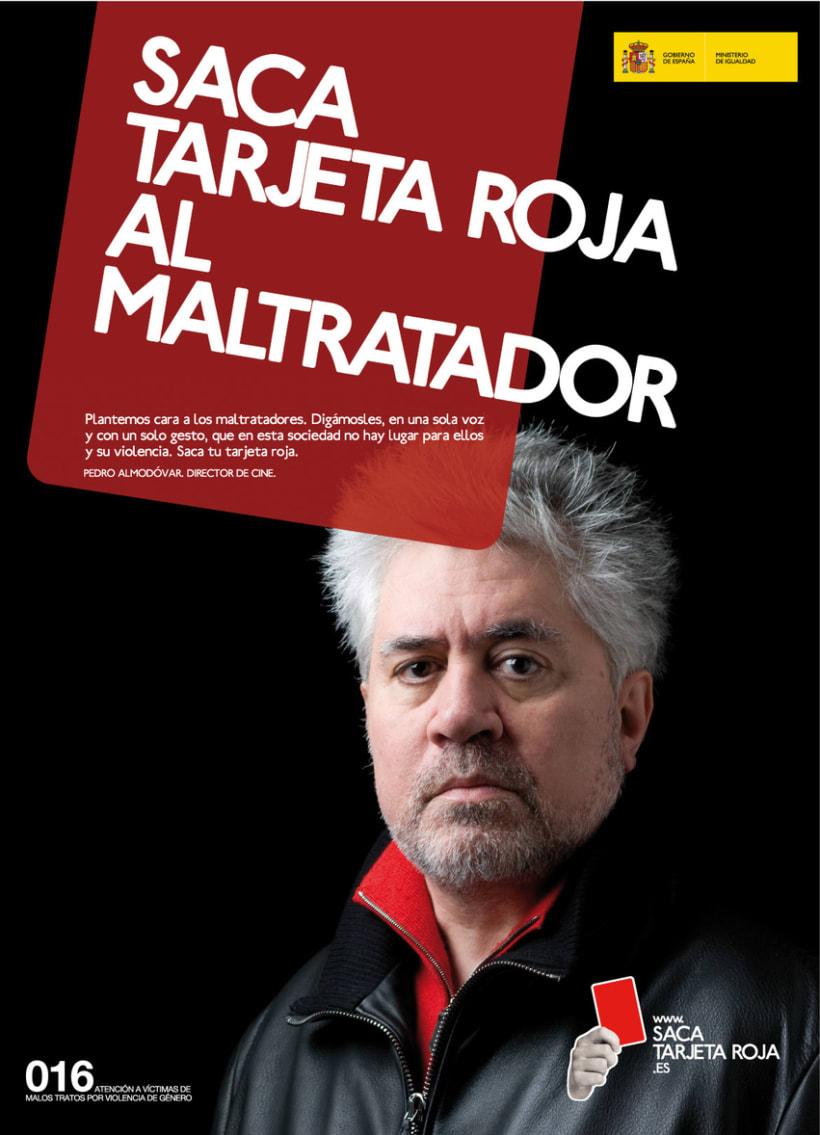 Tarjeta Roja / Red Card 1