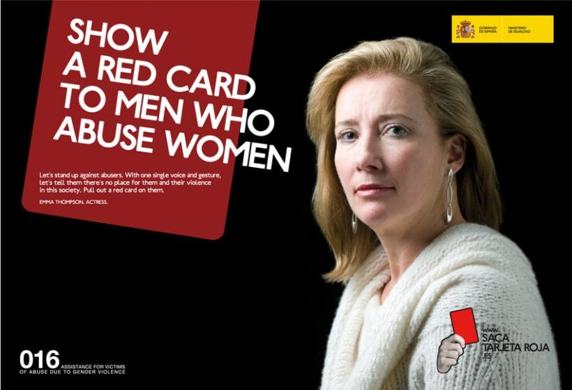 Tarjeta Roja / Red Card 3